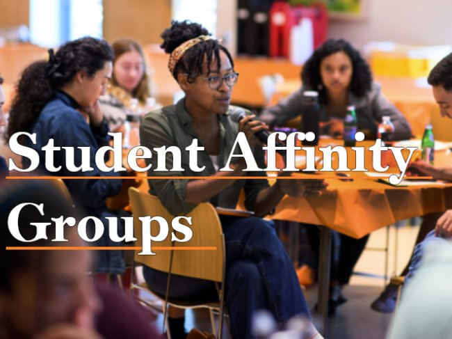 Student Affinity Groups