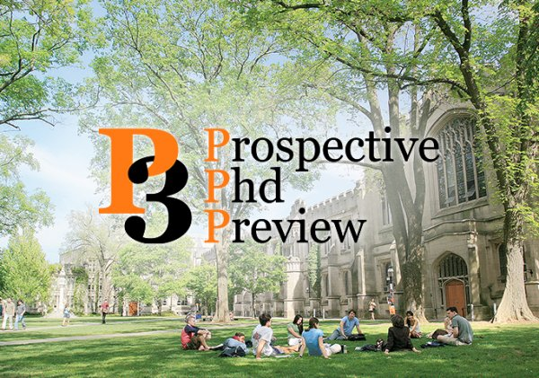P3 Prospective Phd Preview