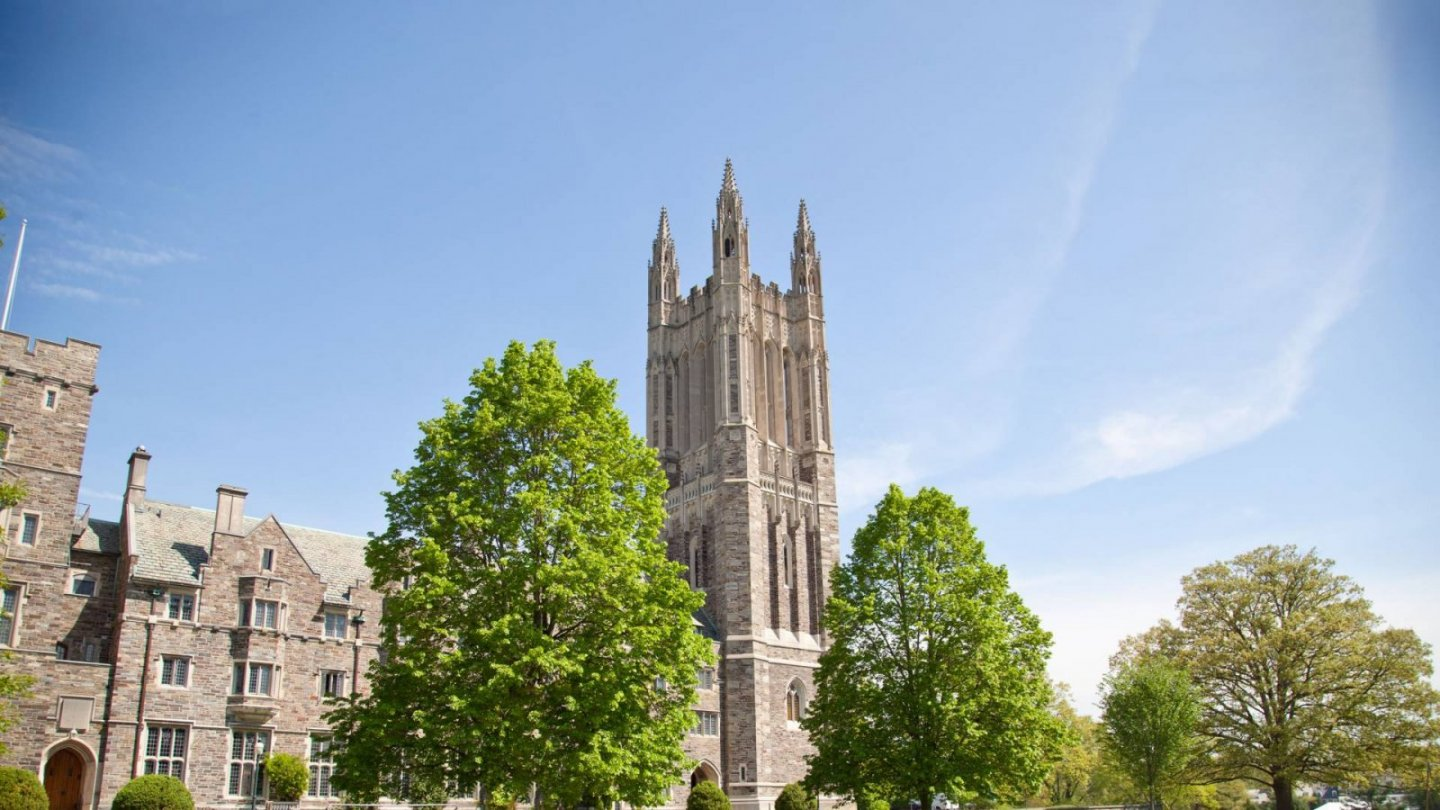 Image of Cleveland Tower, The Graduate College